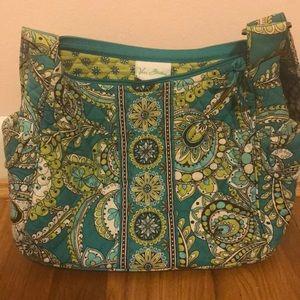 Blue/Green Vera Bradley purse